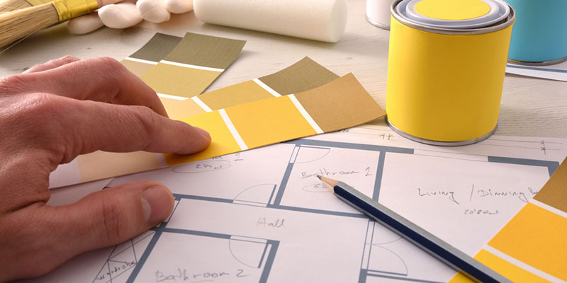 make your home remodeling project a complete success